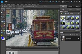 Photoshop Elements pour la retouche d'images