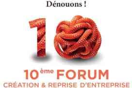Forum de la création et reprise d'entreprise 2018 Concarneau