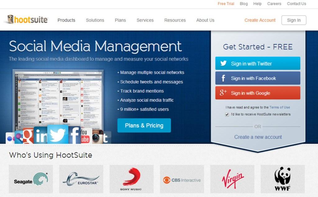 5 top social media scheduling apps