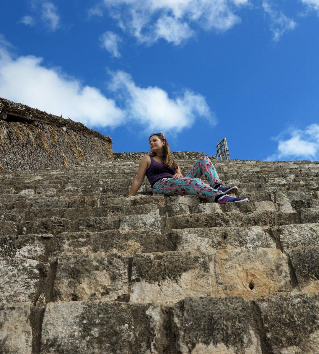 Chichen Itza Carmen Double-Barrelled Travel