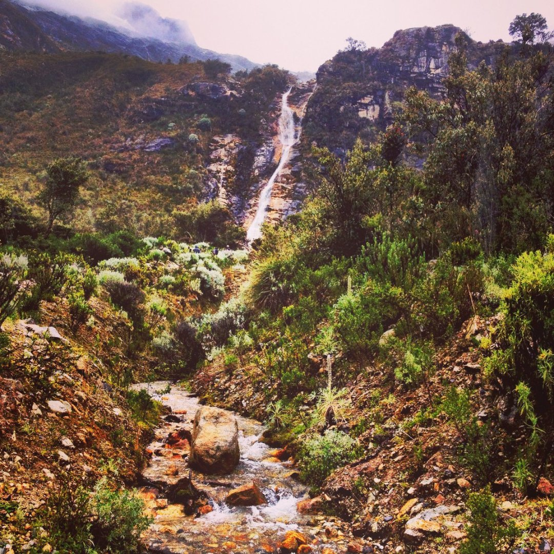 Peru hiking Double-Barrelled Travel