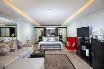 Deluxe Suite Ocean View Double Six Luxury Hotel