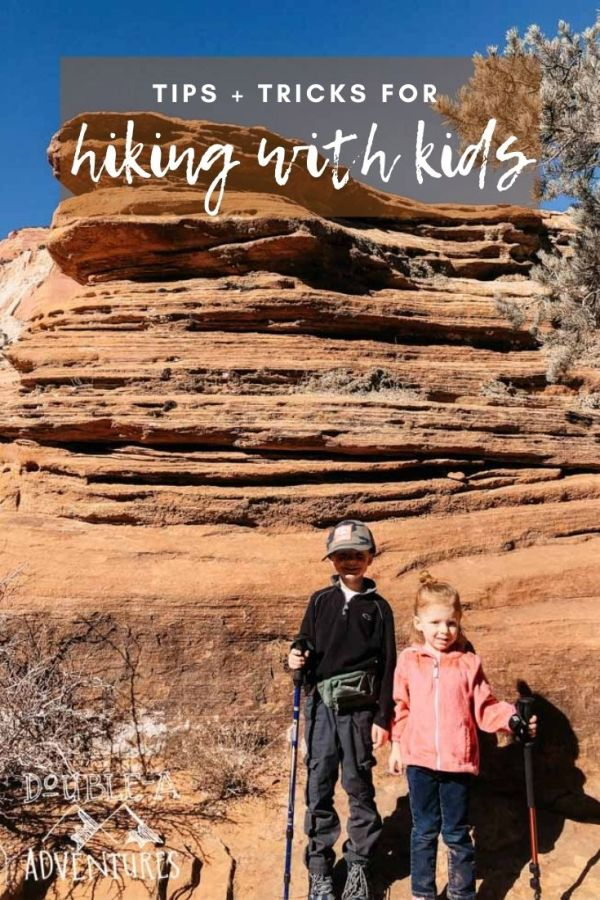 Hiking with kids can be fun and exciting! With a few tips and tricks, you'll know how to have a great time together.