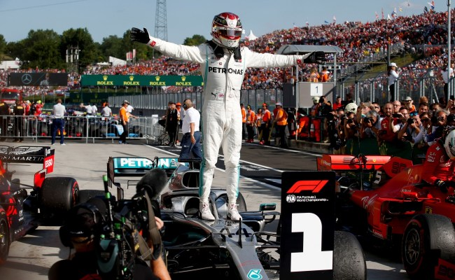 F1 Review Hungary 2019 Covers The Recent Formula One Race