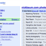 Google Reader, Bloglines, Newshutch, and My Yahoo! comparison
