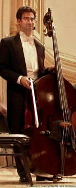Ira Gold and Francois Rabbath on Contrabass Conversations
