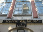 Northwestern's School of Music is falling apart – literally!