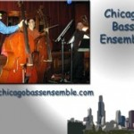Chicago Bass Ensemble performs December 15, 2008 in Chicago