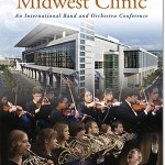 Connecting with fellow music bloggers at Midwest Clinic