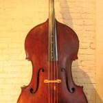 Bernardel bass for sale by Dan Krekeler