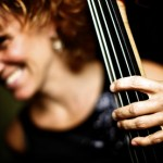 Caitlyn Kamminga, double bass