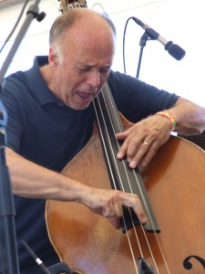 Larry Gray is one of the most versatile and creative bassists working in contemporary jazz.