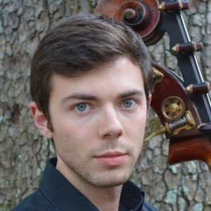 Ian Hallas is the newest member of the Lyric Opera of Chicago double bass section