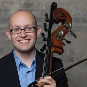 Pittsburgh Symphony associate principal bassist Brandon McLean