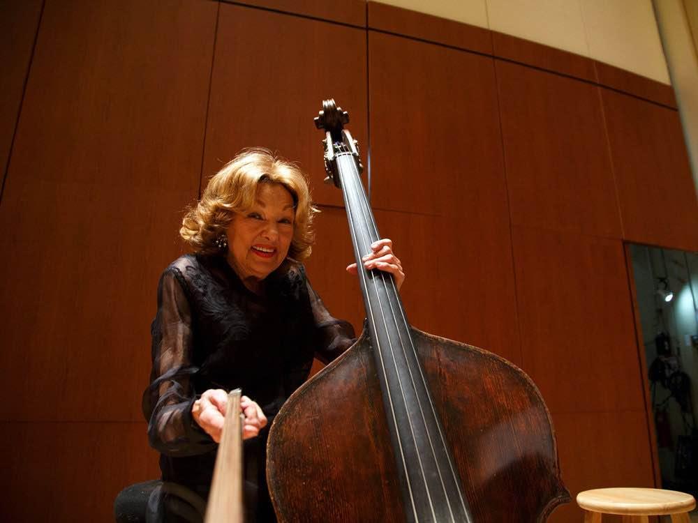 Jane Little bass