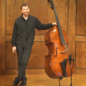 Ithaca College professor and International Society of Bassists president Nicholas Walker