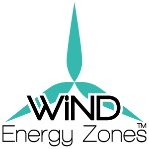 Wind Energy Zones Logo