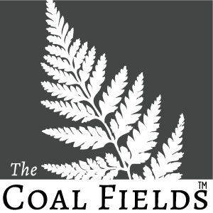 The Coal Fields logo