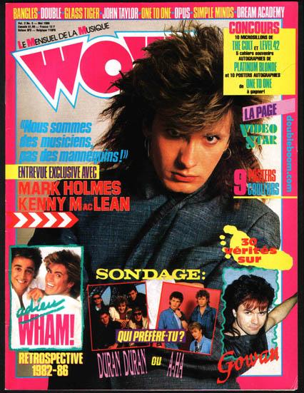 Les Chants De La Mer Wow : chants, Magazine