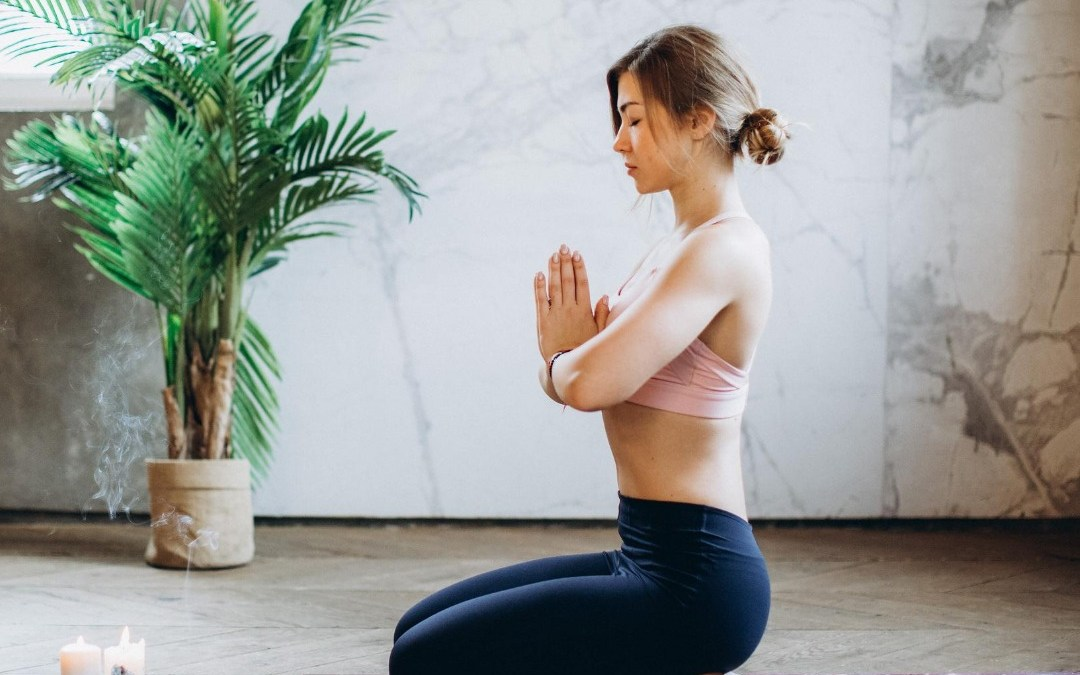 Yoga Workout for Stress and Anxiety