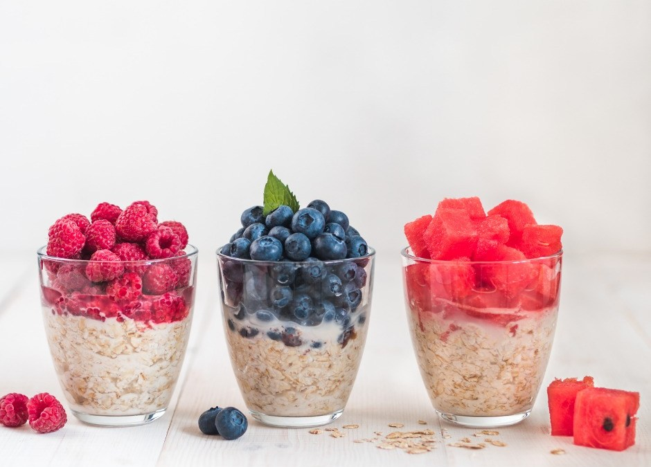 Overnight Oat Recipes for Weight loss