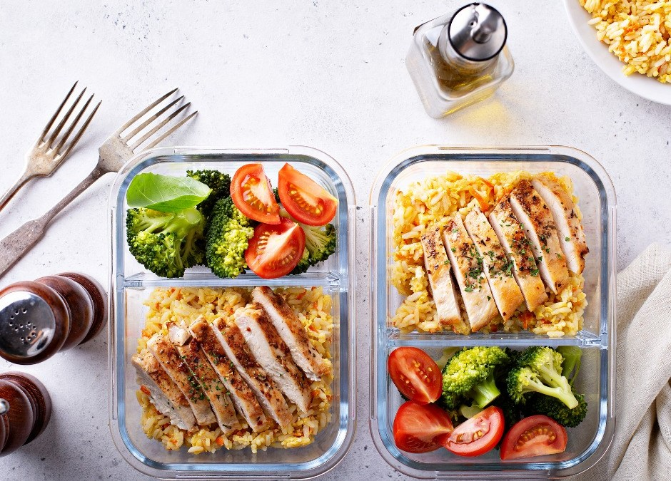 Meal Prep Recipes for a Healthy Breakfast, Lunch, and Dinner