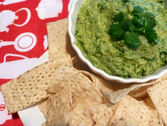 Serve with tortilla chips or fresh vegetables of your choice - and enjoy!