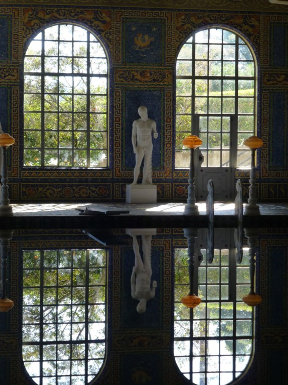 The Roman Pool, Hearst Castle