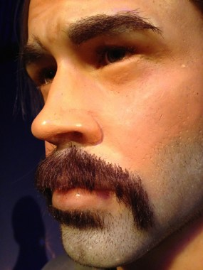Look at the incredible detail on this Colin Farrell.