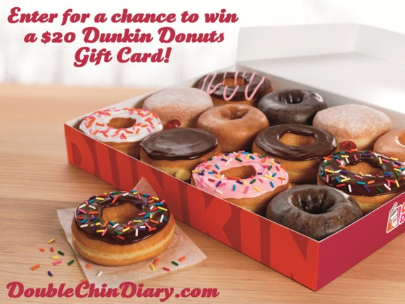 DunkinDonuts_Giftcard_DoubleChinDiary