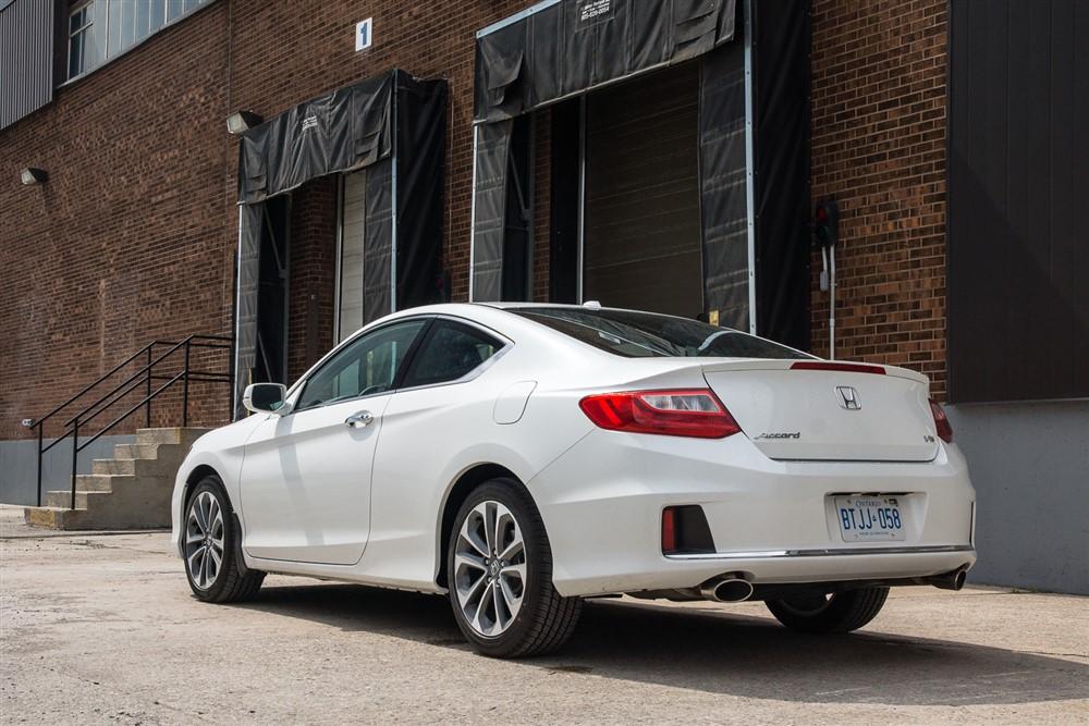 2014 Honda Accord Coupe Ex L V6 Review