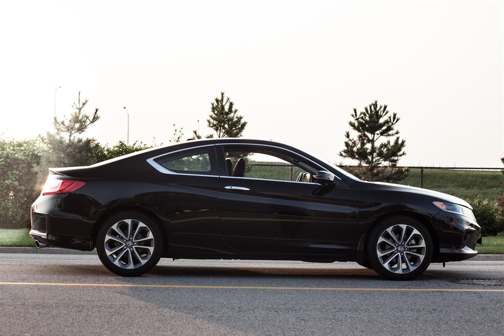 2015 Honda Accord Coupe V6 Review