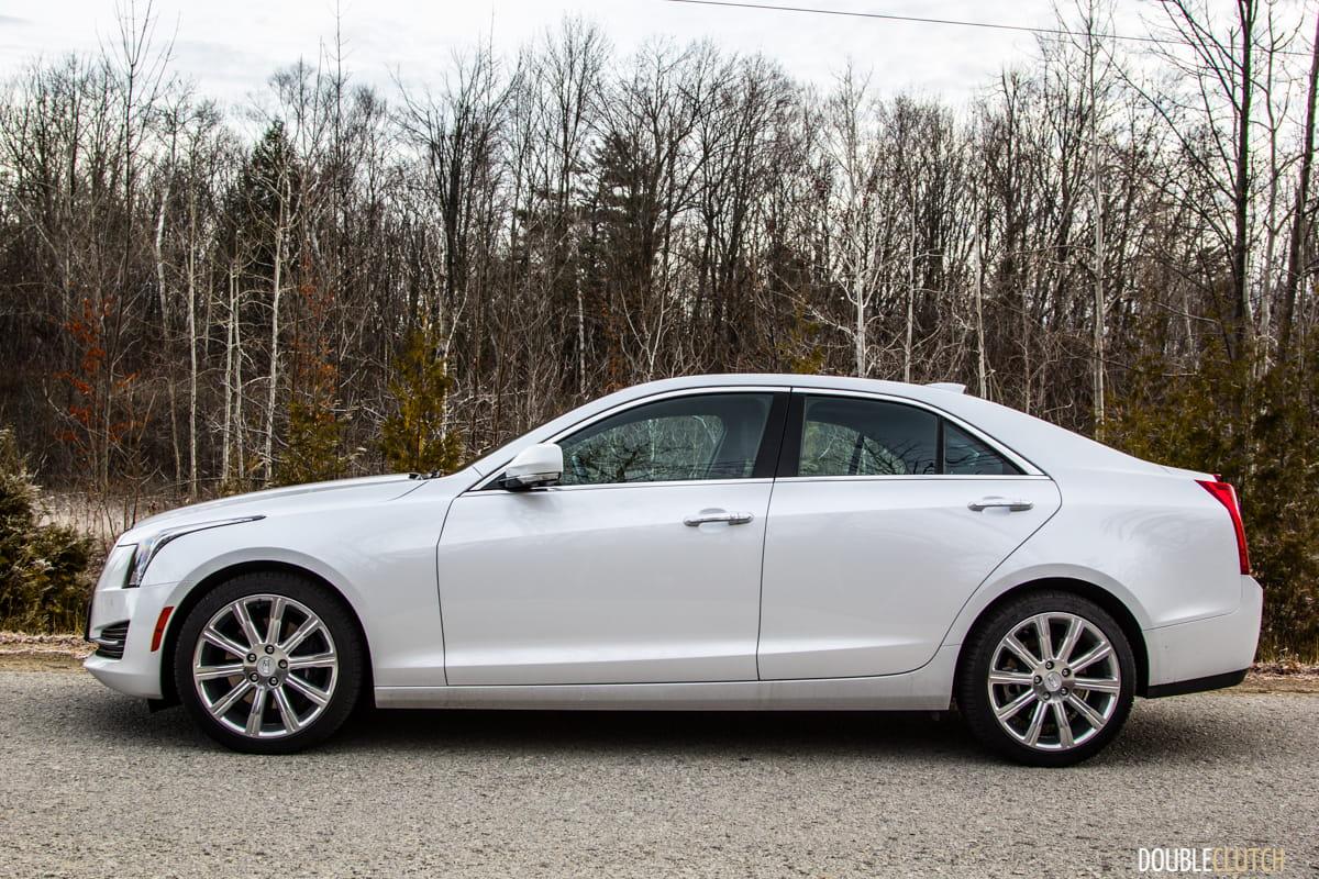 2016 Cadillac ATS 3.6 Review | DoubleClutch.ca