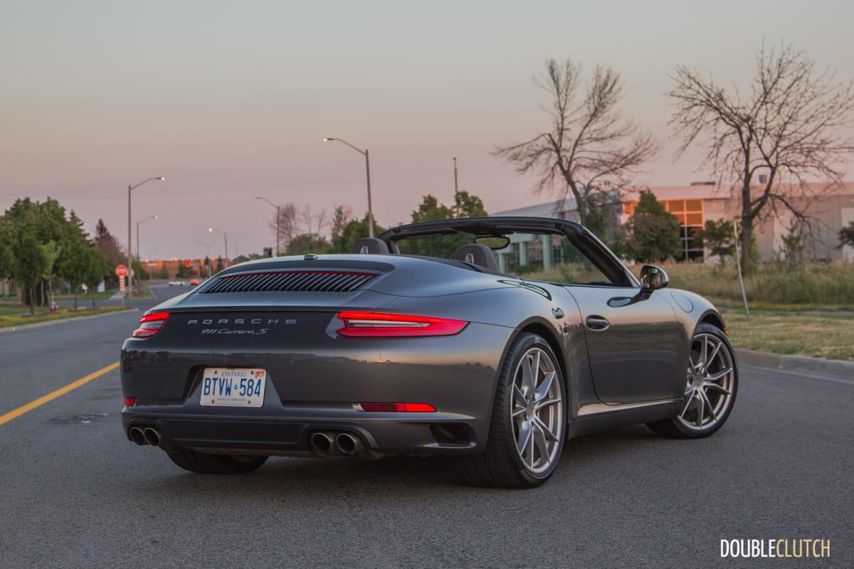 2017 porsche 911 carrera s cabriolet. Black Bedroom Furniture Sets. Home Design Ideas