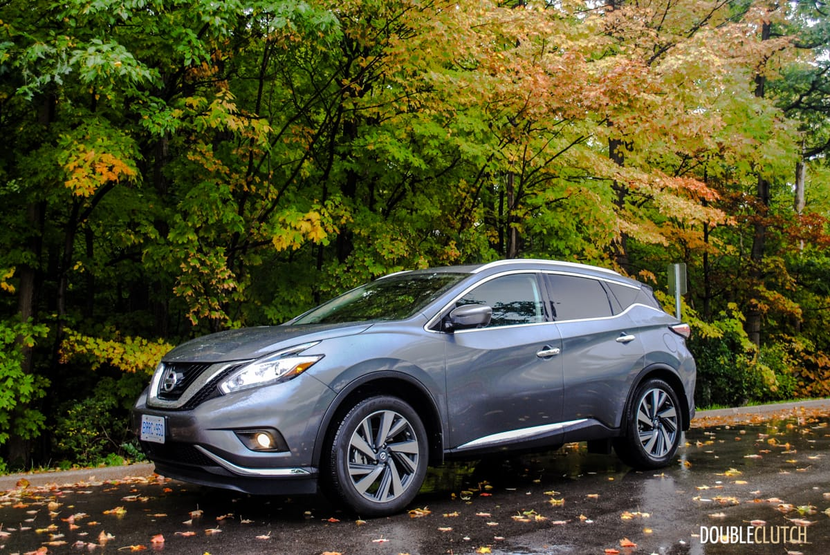 2016 Nissan Murano Platinum Review   DoubleClutch.ca