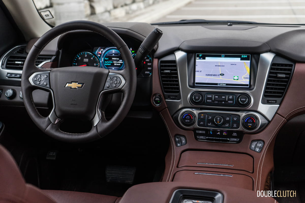 2017 Chevrolet Tahoe LTZ Premier | DoubleClutch.ca