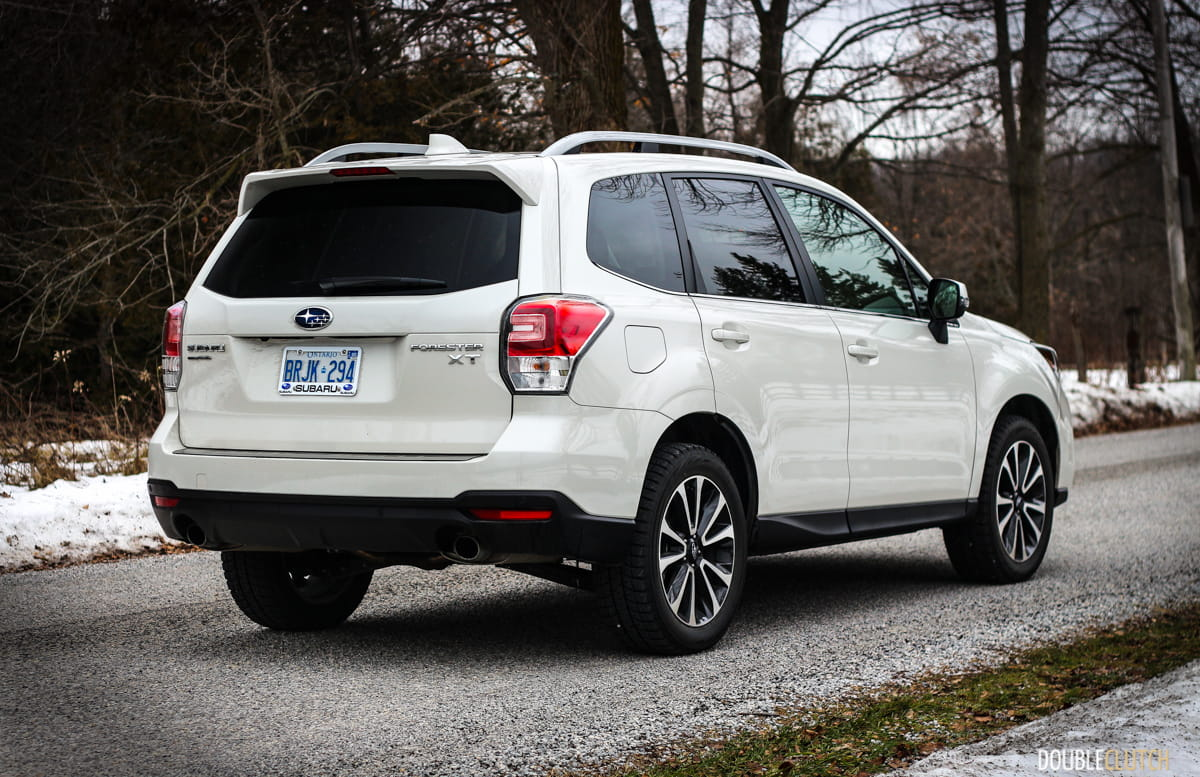 2017 Subaru Forester 2.0XT Limited | DoubleClutch.ca