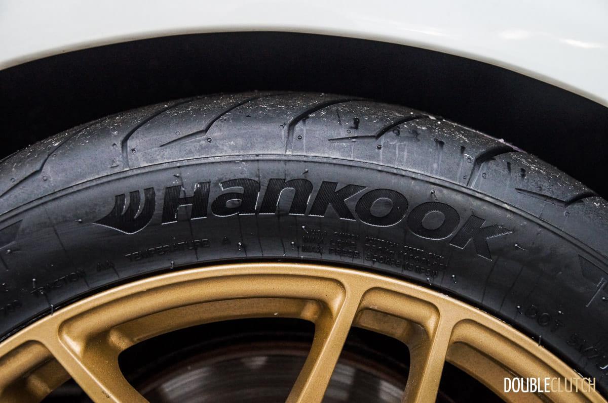 Tire Test: Hankook Ventus R-S4 (Intro)   DoubleClutch.ca