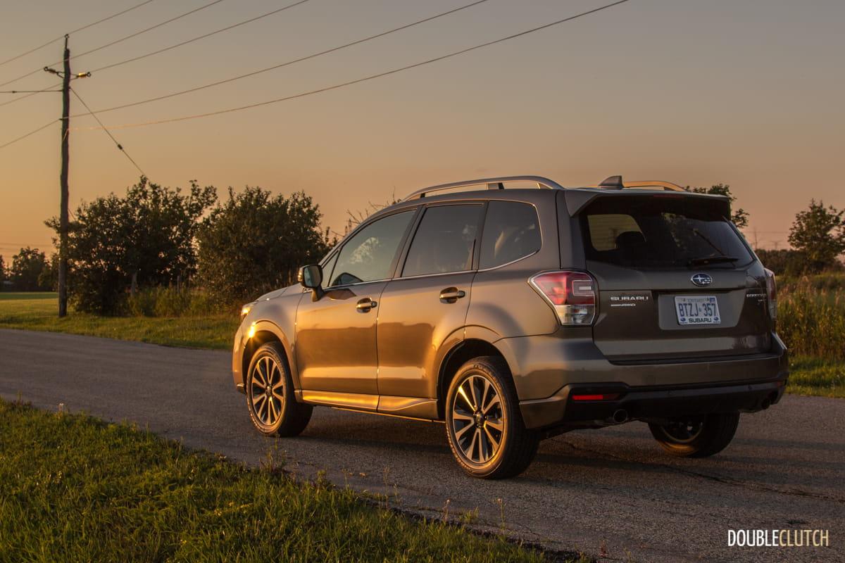 2018 Subaru Forester XT Limited   DoubleClutch.ca
