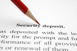 Massachusetts Security Deposits