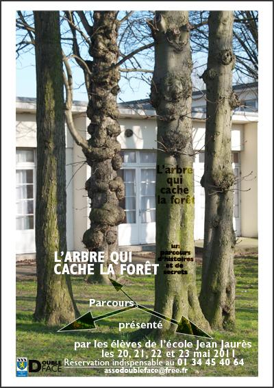 L'arbre Qui Cache La Foret : l'arbre, cache, foret, L'arbre, Cache, Forêt, Association, Double