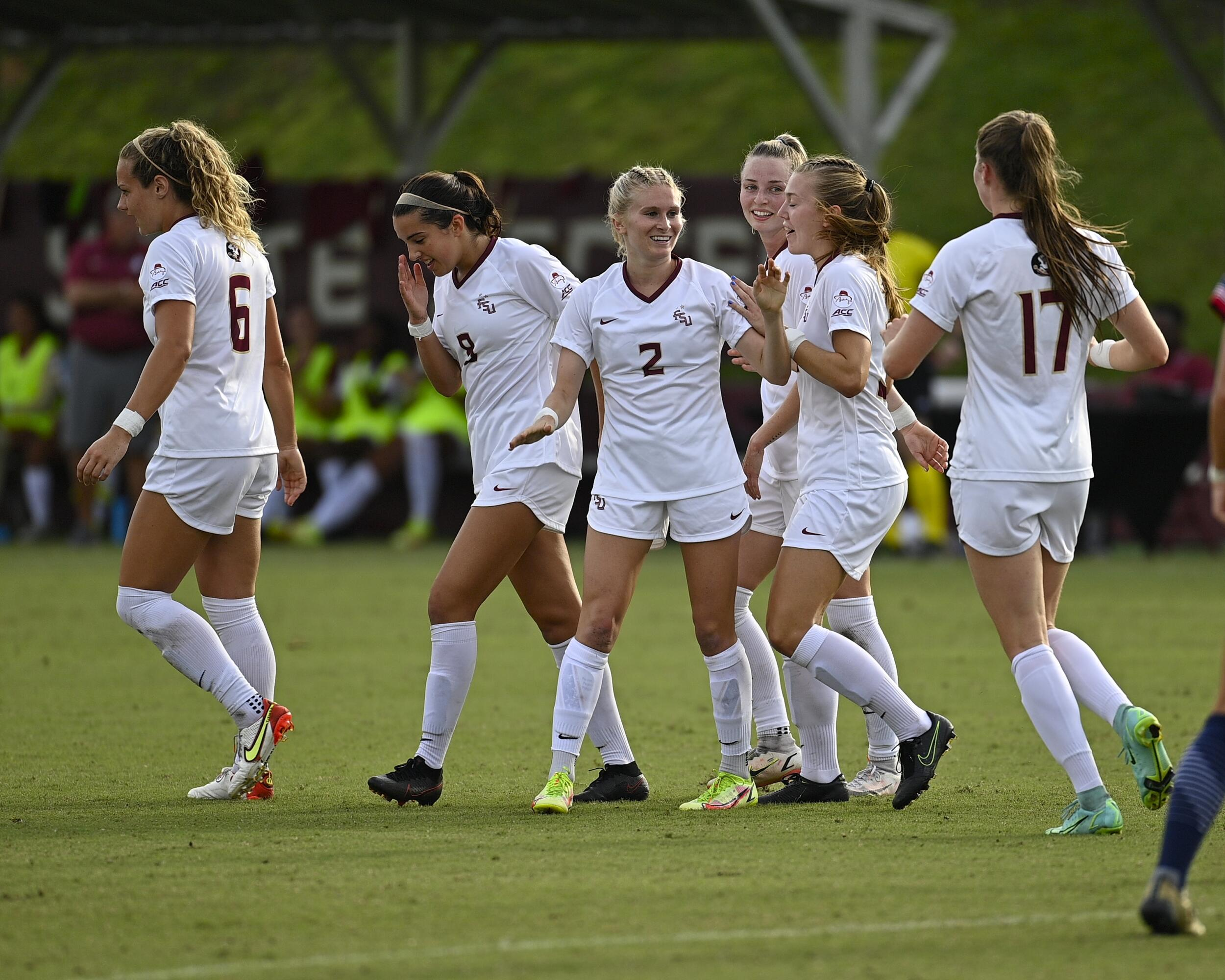 FSU Finishes Home Stand With 4-0 Rout