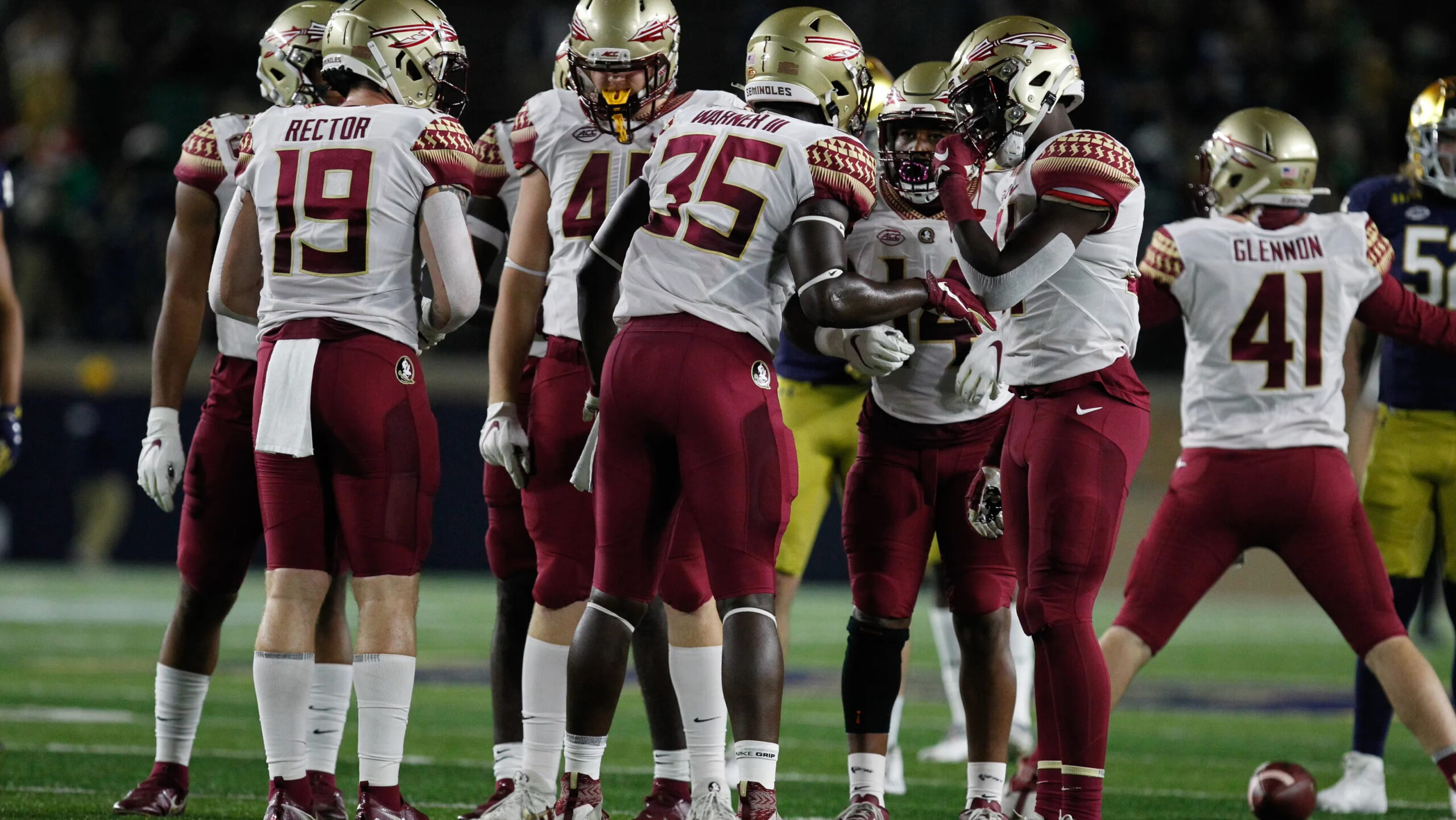 TaReef's Three Uniform Thoughts: Notre Dame