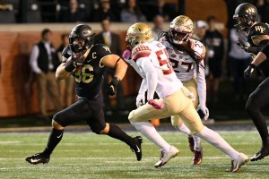 TaReef's Three Uniform Thoughts: Wake Forest
