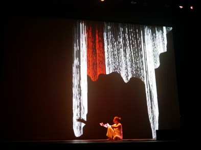 Double Helix Collective | Sabrina Lastman & Petronio Bendito. Long Center for the Performing Arts. Photo courtesy of Michael Atwell.