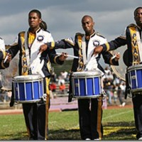 Guilty Pleasure…. Black Marching Bands!