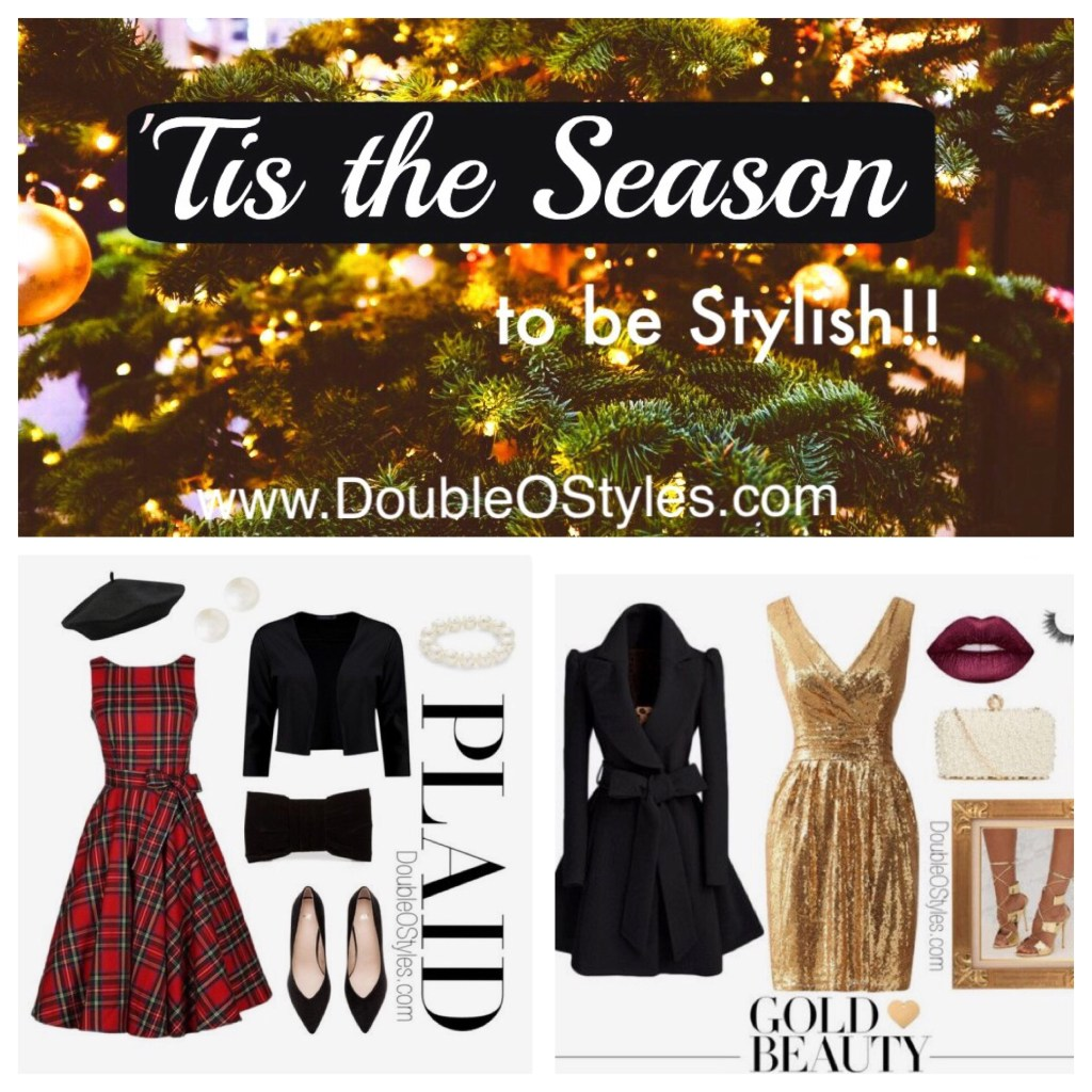 Tis' the Season to be Stylish! (Holiday Fits…NOTHING Over $100)