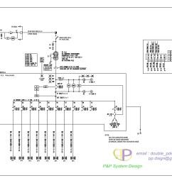 electrical single line diagram sample sample single line diagram electrical single line diagram example chaiveewanresume drawing [ 3309 x 2339 Pixel ]
