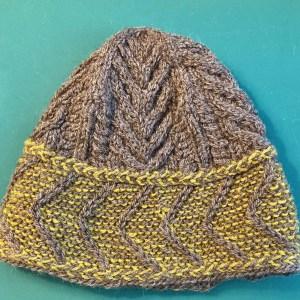 Chevron Brimmed Hat CBH0020 01