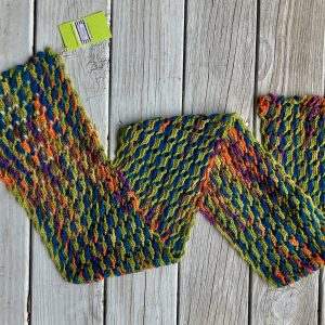 Interlocking Crochet Scarf ICS0025 01